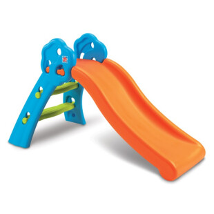 Toys Grow N Up Qwikfold Fun Slide – Orange