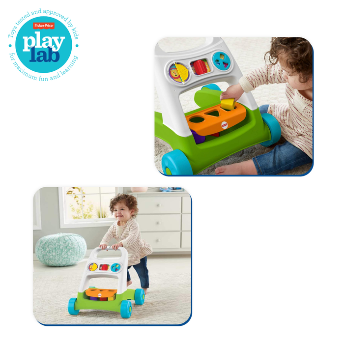 Toys Fisher Price Busy Activity Push Walker