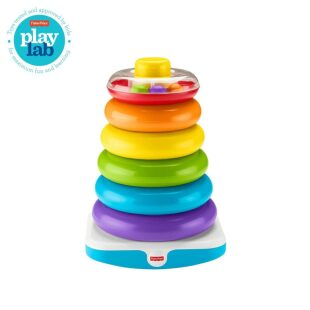 Fisher Price Giant Rock-a-Stack Stacking Ring