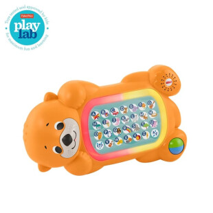 Fisher Price Linkimals A to Z Otter – English Edition