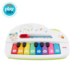 Fisher Price Laugh & Learn Silly Sounds Light-Up Piano