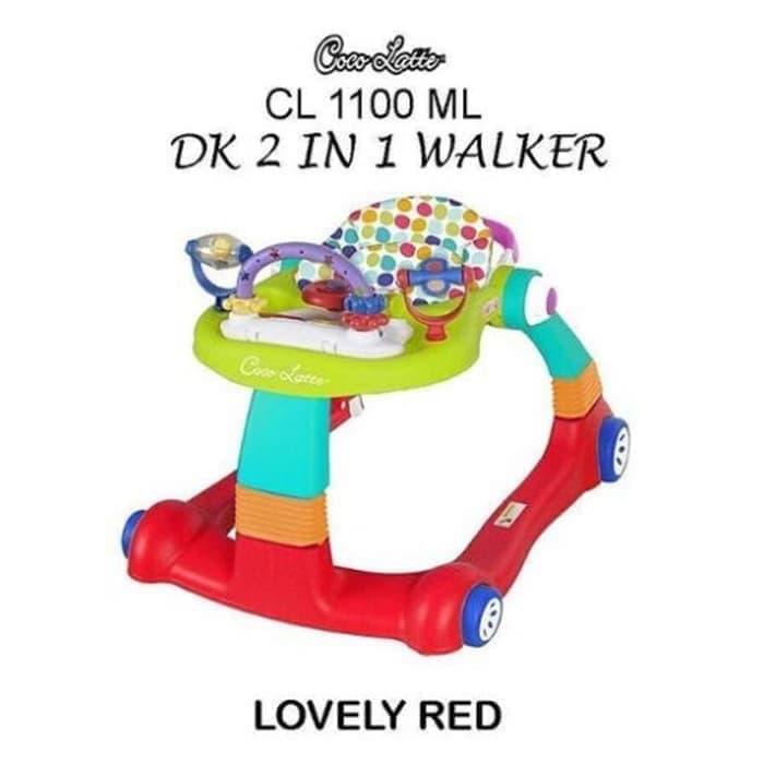 Cocolatte Baby Walker 3