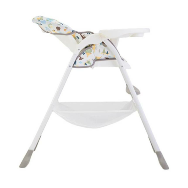 High Chair Joie Mimzy Snacker High Chair – Alphabet