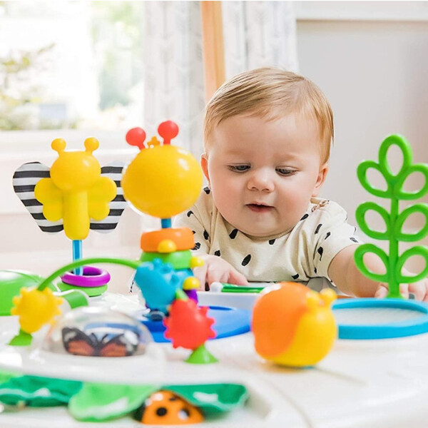 Baby Einstein Around We Grow 4-in-1 Baby Walker & Activity Table 5