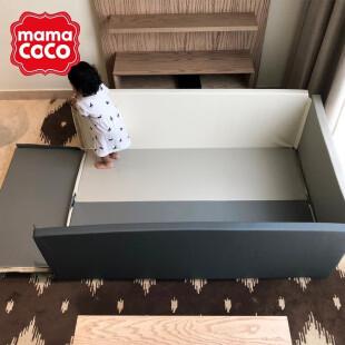 Mamacoco Bumpermat – Greyscale