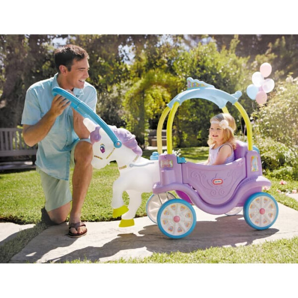 Toys Little Tikes Magical Unicorn Carriage