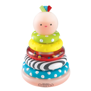 Toys ELC Little Senses Glowing Stacking Rings