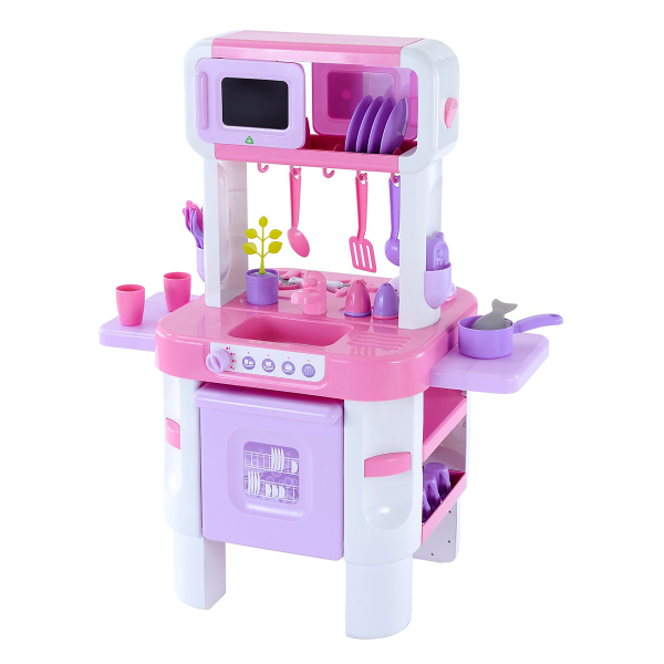 Pretend Play ELC Little Cooks Kitchen – Pink