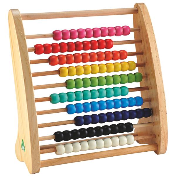 ELC Wooden Abacus Teaching Frame