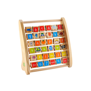 Toys ELC Alphabet Teaching Frame
