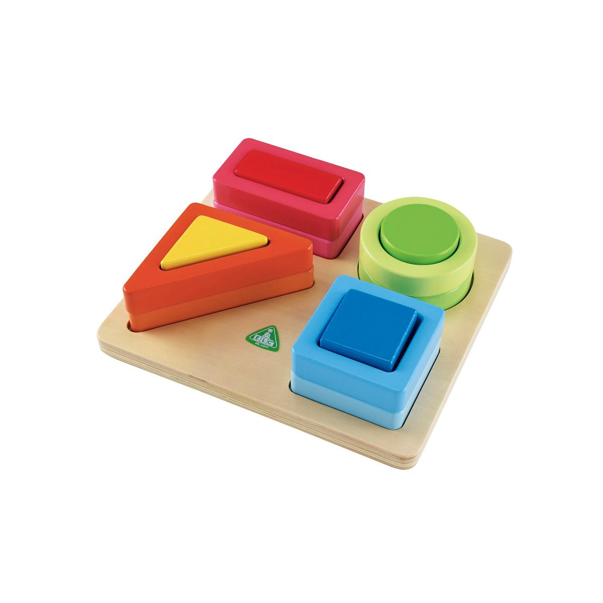 Toys ELC Shape Recognition Set
