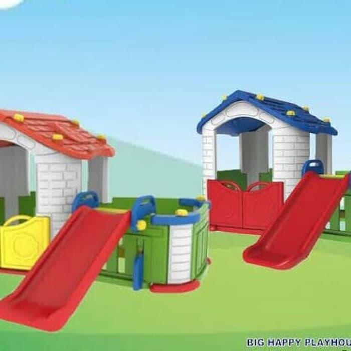 Playhouse & Tents Tobebe Big Happy Playhouse