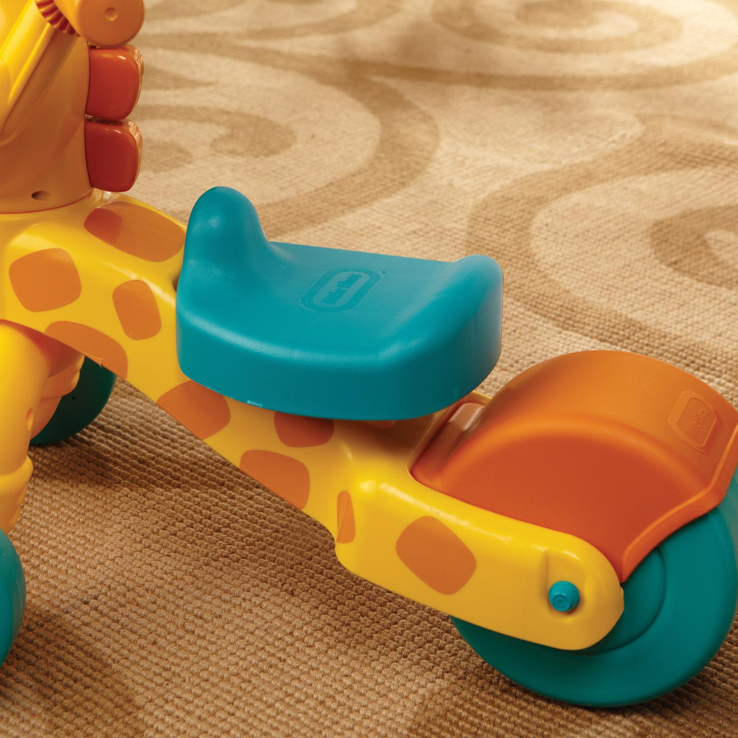 Toys Little Tikes Go and Grow Lil Rollin Giraffe