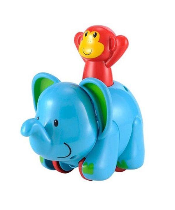 Toys ELC Press and Go Elephant
