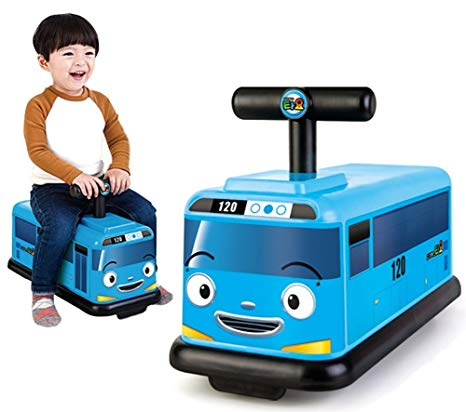 Toys Tayo Classic Bus Ride On