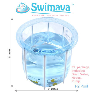 Gear Swimava P-2 Baby Spa Pool – Regular Size
