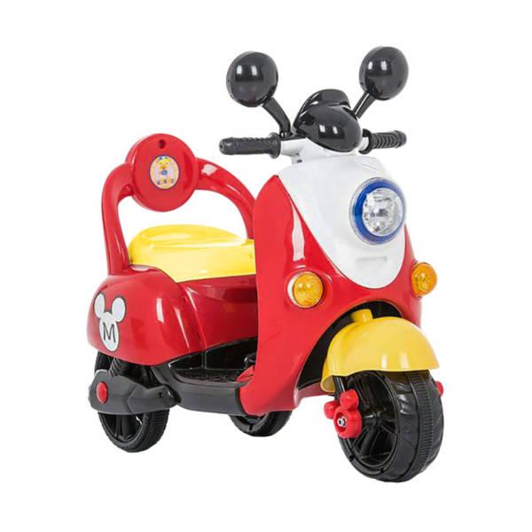 Toys Pliko Motor Aki – Mickey Red
