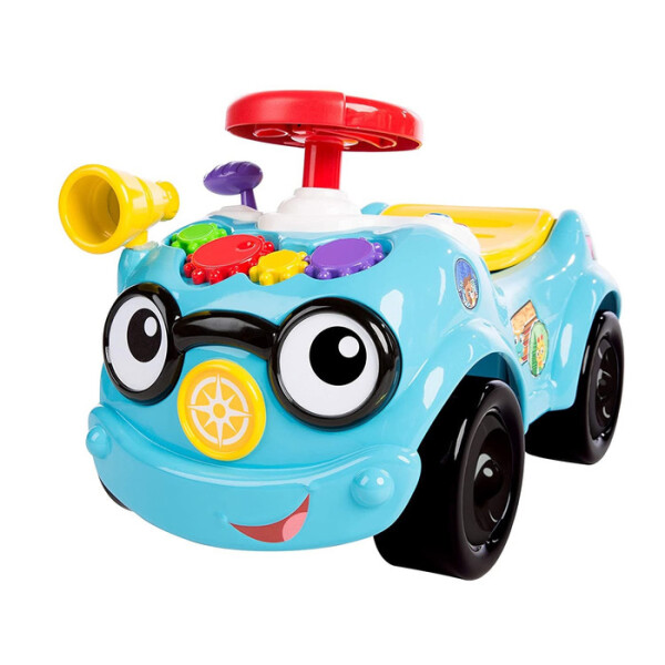 Toys Baby Einstein Roadtripper Ride On & Push Walker