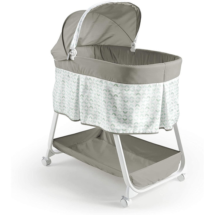 Nursery Ingenuity Ity Snuggity Soothing Vibrations Bassinet