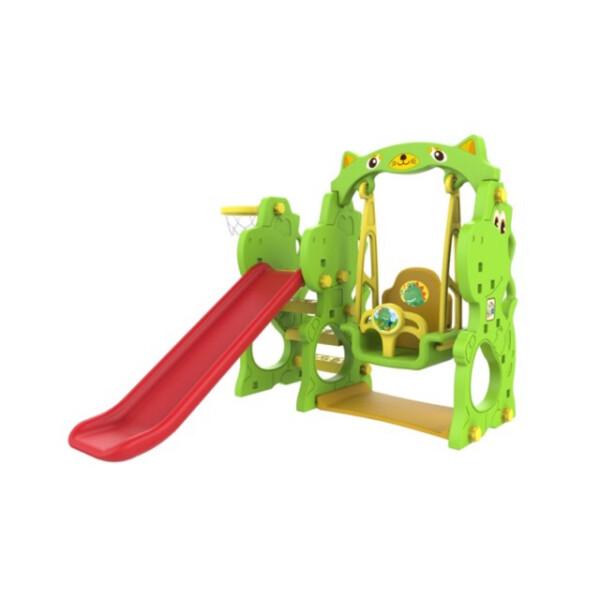 Tobebe Jumbo Dino Slide and Swing 2