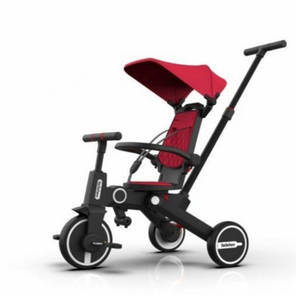 Bebehoo Gen 2 Folding Trike 3in1 – Red