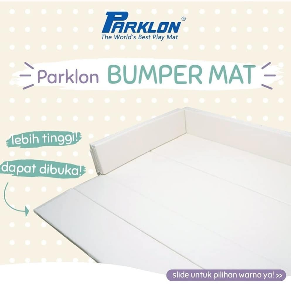 Safety Parklon Bumper Mat – Grey