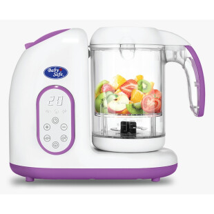 Gear Baby Safe Digital Food Maker – Ungu