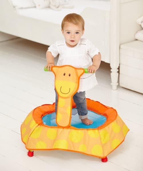 Toys ELC Indoor Giraffe Trampoline