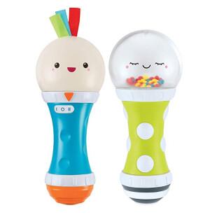Toys ELC Little Senses Baby Maracas