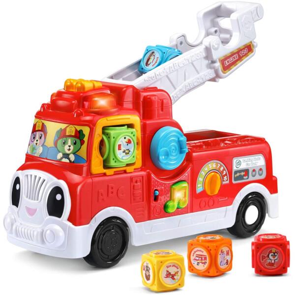 Learning & Educational Leapfrog Tumbling Blocks Fire Truck