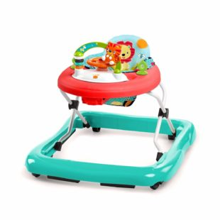 Toys Bright Starts Roaming Safari Walk-A-Bout Walker