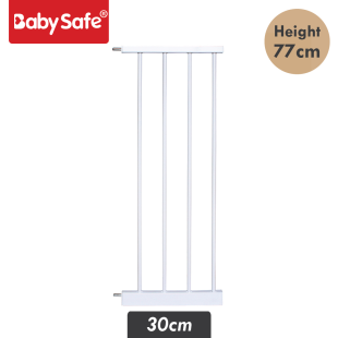 Safety Baby Safe Safety Gate Extension 30cm Pagar Pengaman Anak Bayi