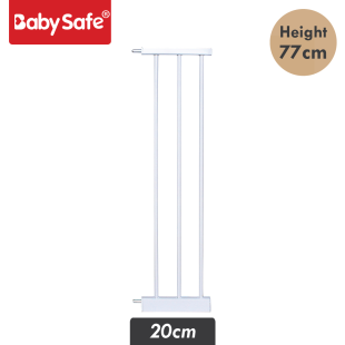 Safety Baby Safe Safety Gate Extension 20cm Pagar Pengaman Anak Bayi