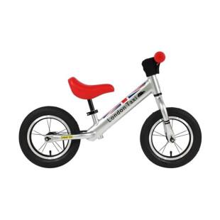 Toys London Taxi Kick Bike PRO – Silver Red