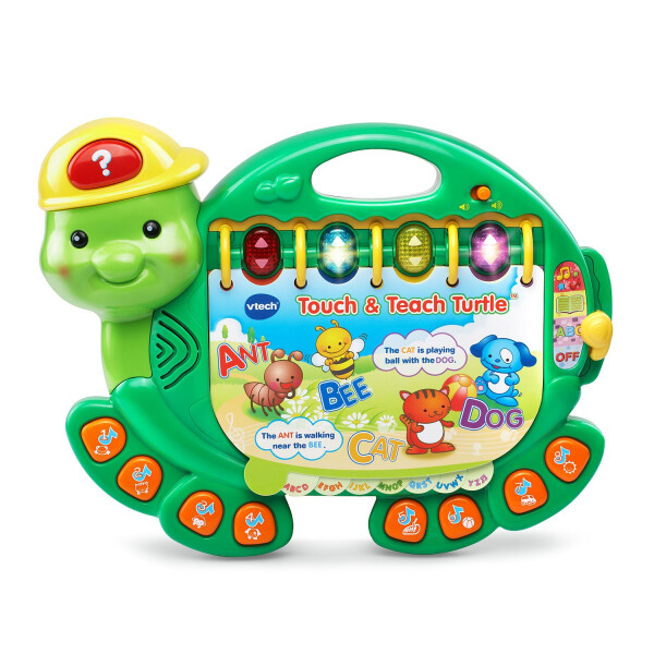 Toys Vtech Touch and Teach Turtle