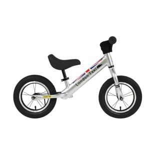 Toys London Taxi Kick Bike PRO – Silver Black