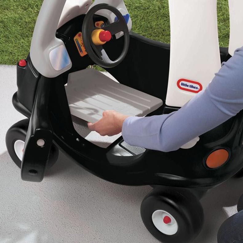 Toys Little Tikes Cozy Coupe Patrol Police