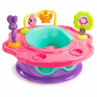 Booster & High Chair Summer 3 Stage Super Seat Forest Friend