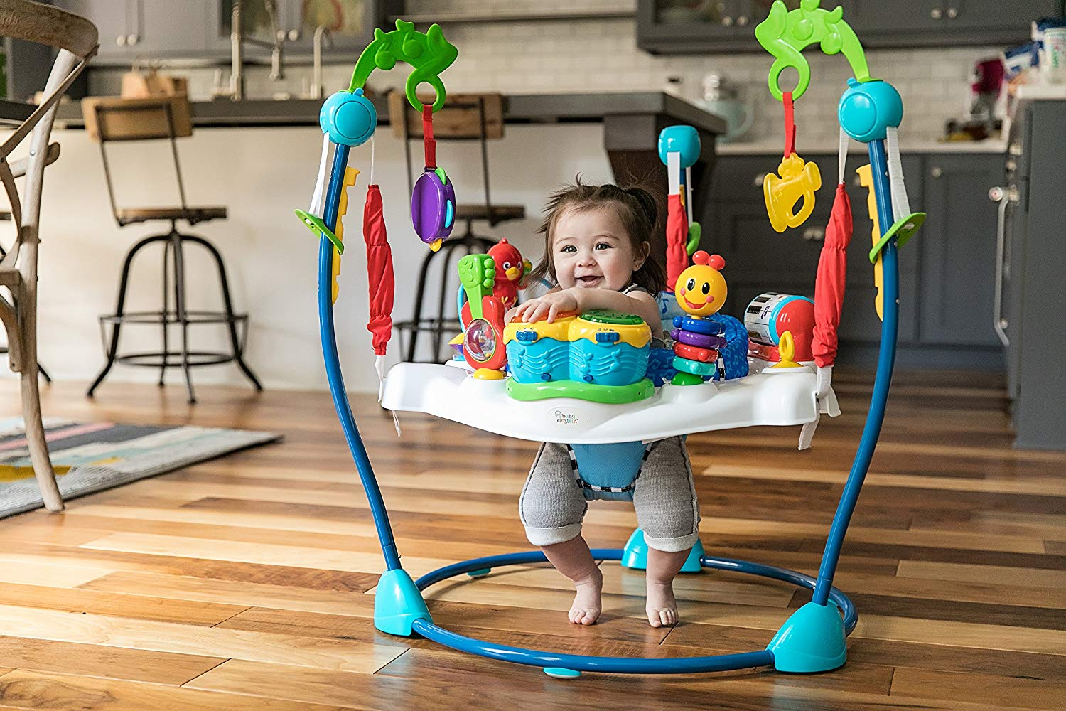 Toys Baby Einstein Neighborhood Symphony Activity Jumperoo