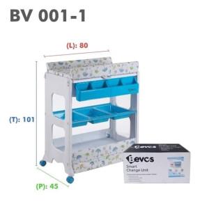 Bevos 2in1 Baby Bath & Changing Station Baby Tafel BV 001-1