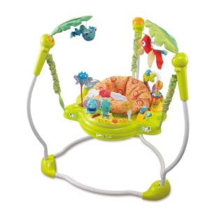 Toys Babyelle Jungle Jumperoo – Green
