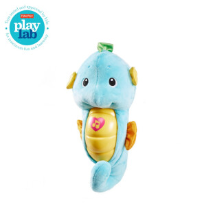 Nursery Fisher Price Soothe & Glow Seahorse – Blue