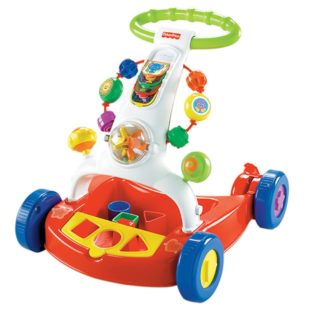 Toys Fisher Price Brilliant Basics Walker-to-Wagon