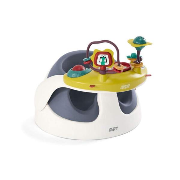 Mamas Papas Baby Snug with Play Tray – Navy
