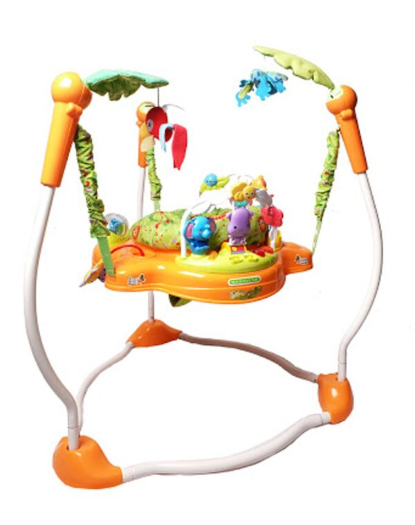 Toys Babyelle Jungle Jumperoo – Orange