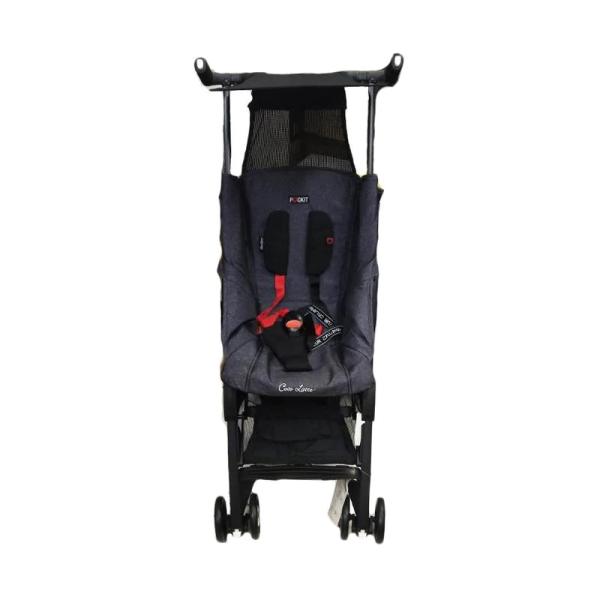 Stroller Cocolatte Pockit 838 2S RMD Edition – Grey