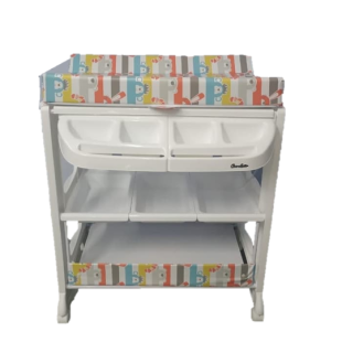 Nursery Cocolatte Baby Tafel Bath & Changing Table – Colorfull