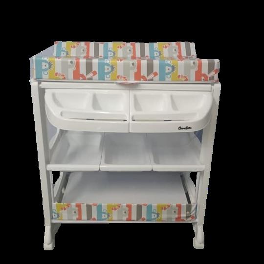 Nursery Cocolatte Baby Tafel Bath & Changing Table – Colorfull