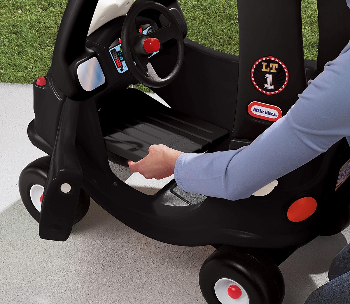 Toys Little Tikes Cozy Coupe Cab Black