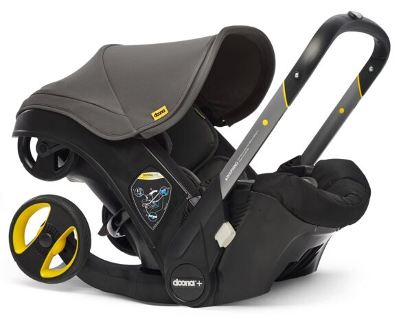 Stroller Doona Infant Car Seat And Stroller NON ISOFIX – Grey Hound